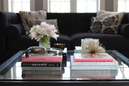 Add Plants Flowers Or Live Are A Great Way To Break Up Monochromatic Living Room
