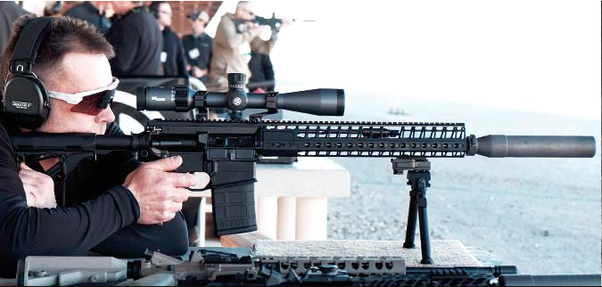 Which rifle would you choose to replace the INSAS rifles in