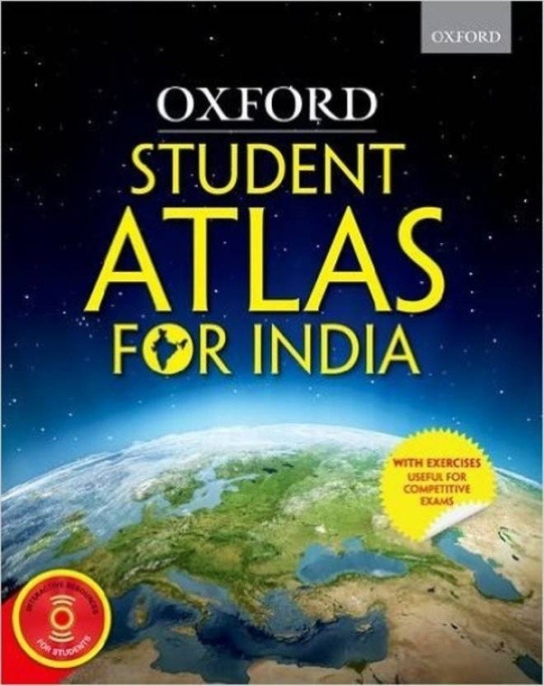Which is the best atlas book for preparation of upsc quora india map poster gumiabroncs Image collections