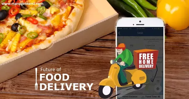 What is the future of food delivery quora theres little wonder that theres wide spread use of customized easy to use delivery tracking apps that are designed according to the specific needs forumfinder Image collections