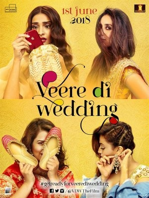 Veerey Ki Wedding.What Is Your Review Of Veerey Ki Wedding 2018 Movie Quora