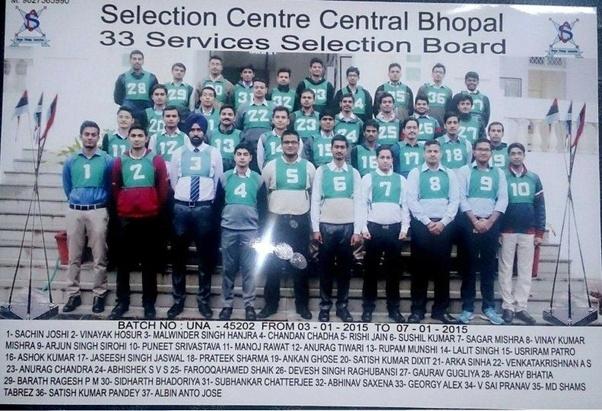 33 ssb bhopal