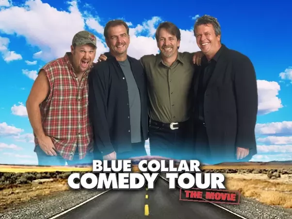 Blue Collar Tour One For The Road