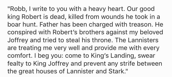 What Did Arya Read In Littlefinger S Room