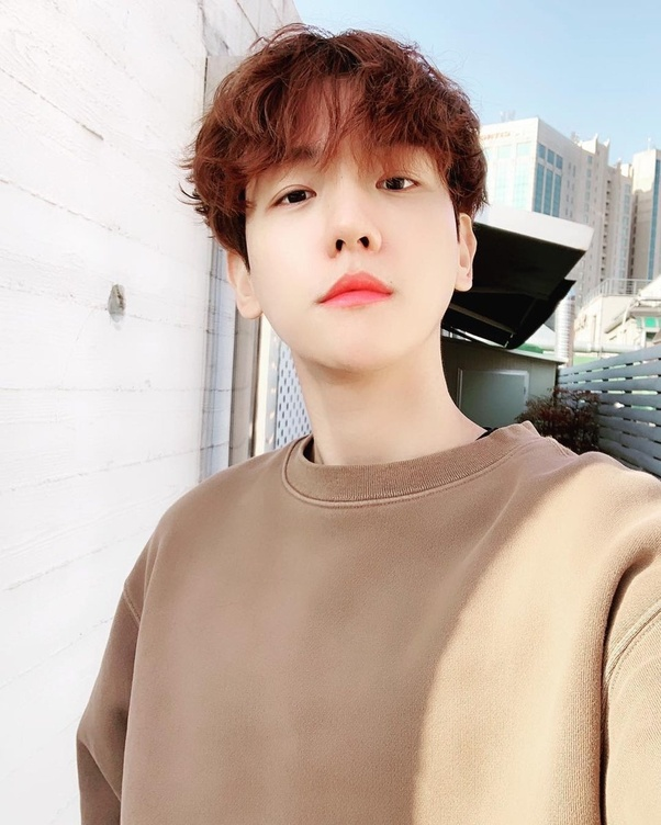 What Are Some Best Pictures Of Exo S Baekhyun Quora