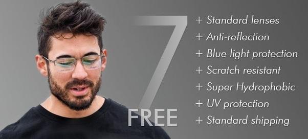 prescription blue light glasses
