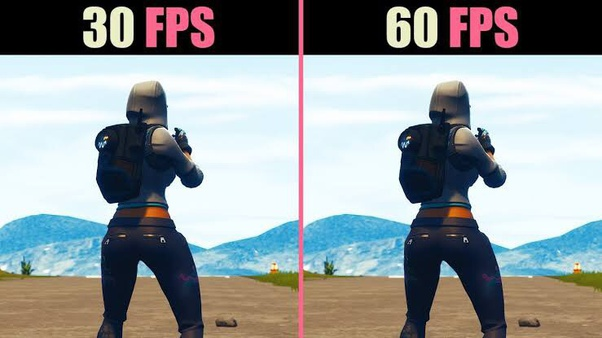 Should I Stream Fortnite In 30 Fps Does The Player Who Is Playing In 30 Fps Can Win With The Players Who Are Playing In 60 Fps On Pubg Mobile Quora