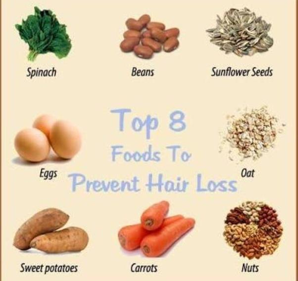 avoid stress as much as possible as it triggers hair loss responsible harmones in your body and apply all above remedies regularly with patience