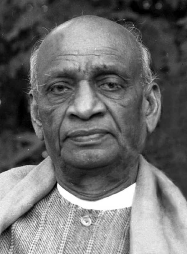 Why is Sardar Vallabhbhai Patel called 'Iron Man of India