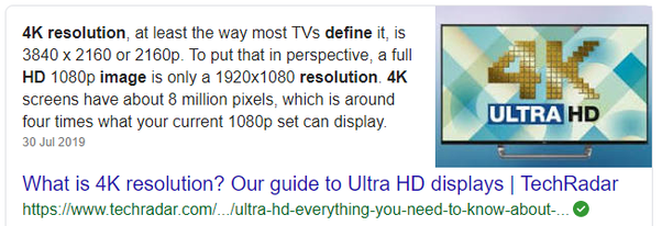 How to turn a low definition photo into a 4K high definition