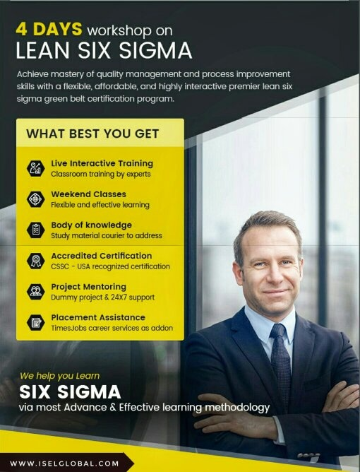 Where is the best place to learn Six Sigma online? Does an online