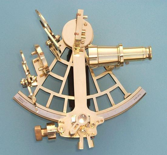Since A Sextant Is Accurate To Within 10 Degrees  Which Of
