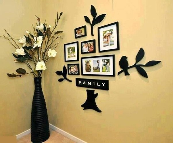 What are some fresh innovative ideas to decorate a wall in house ...