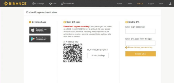 how to short cryptocurrency binance