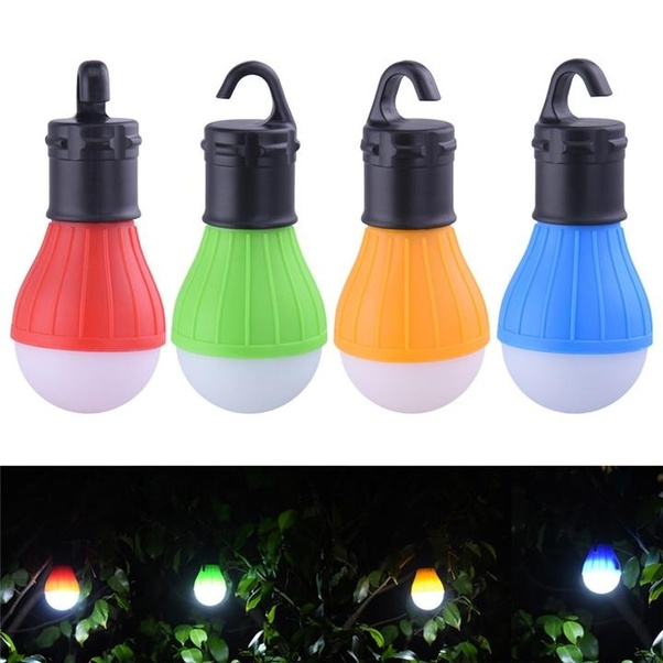 What are some of the best camping lights to use in tents