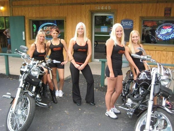 Dating site for bikers