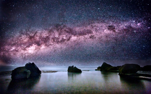 Why do we see stars only on the upper sky, and not in the ...
