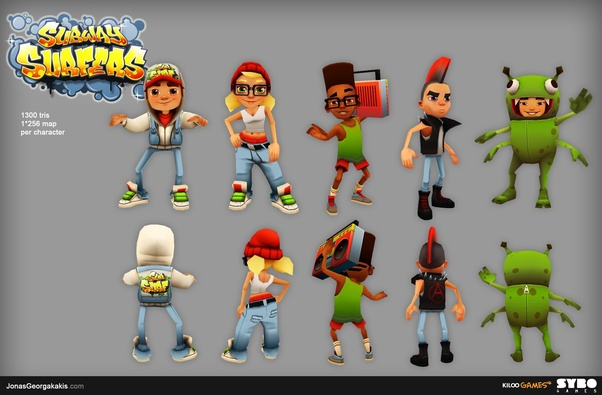 How difficult is it to make a game like Subway Surfers on an