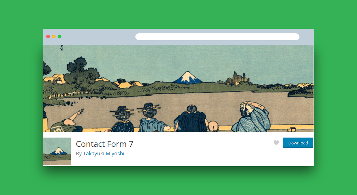 Which WordPress form builder do you recommend: Contact Form