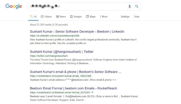 How to discover who owns a Gmail account - Quora