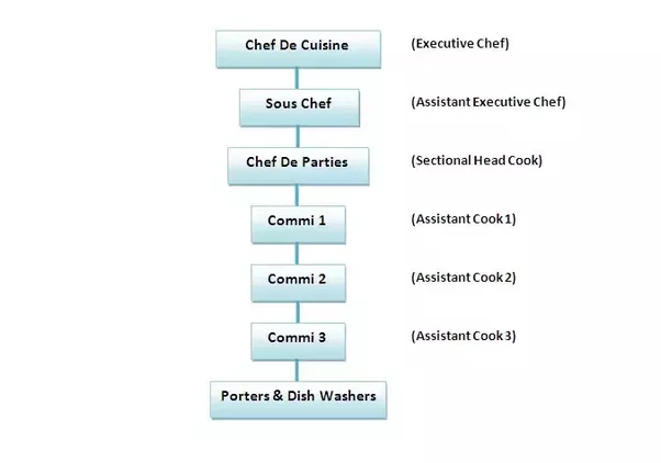 What Is The Kitchen Hierarchy In Top Restaurants Quora