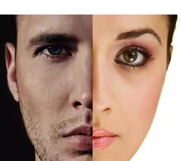Gay men eyebrows