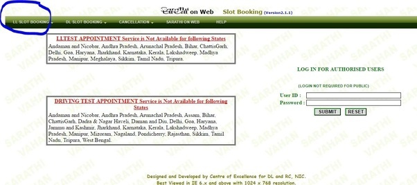How to apply for learning license in Pune - Quora Form A Medical Certificate Haryana on