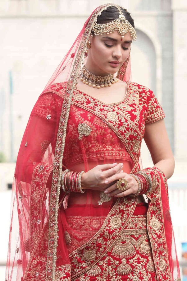 How much does a sabyasachi bridal lehenga cost? - Quora