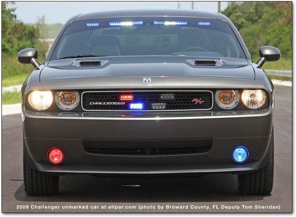 What Are The Most Unusual Undercover Cop Cars That Are