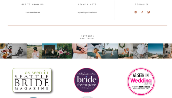 Great Wedding Photography Websites: What Are Some Examples Of Great Wedding Photography