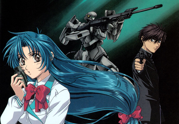 Is There Any Good War Or Military Anime Out