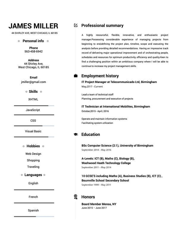 what are the best skills to have on a resume