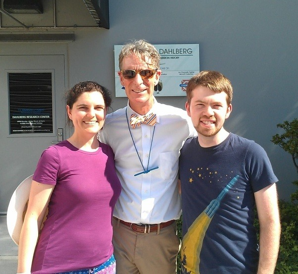 what is bill nye like in person quora