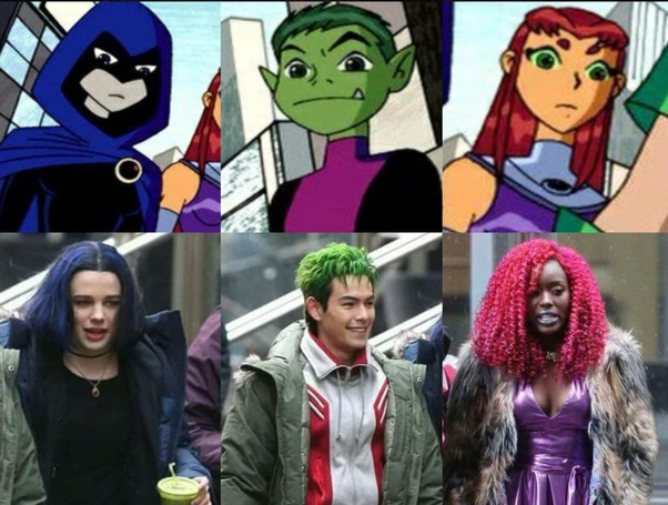 Opinion teen titans tv schedule necessary