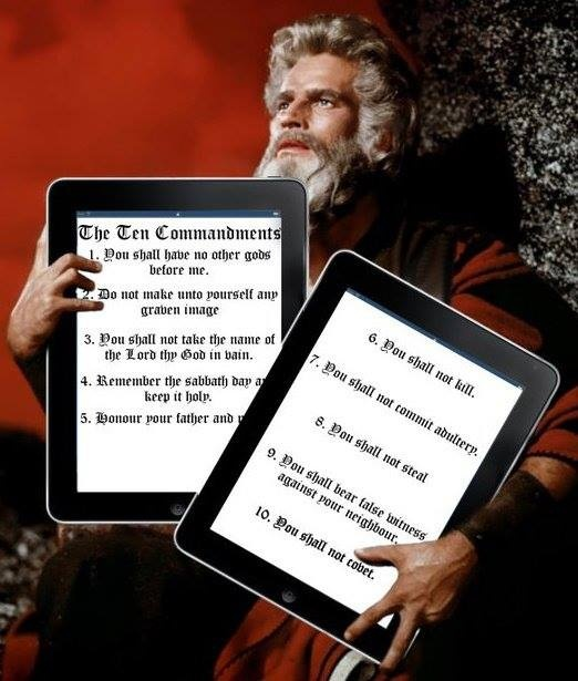 Why weren't all 613 commandments given to Moses on tablets