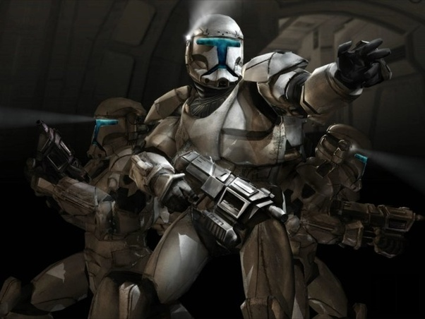 What are the special commando units in Star Wars? - Quora
