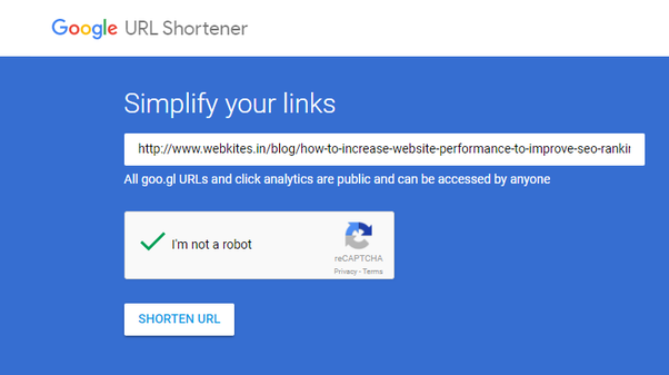How does a URL-shortener work? - Quora