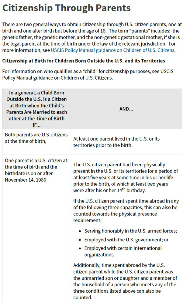 How To Claim Us Citizenship As An Adult Given That My Biological