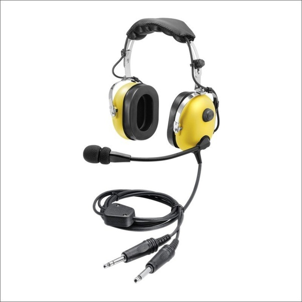 Can I Use A Standard 3 5mm Headphone For Flight Training