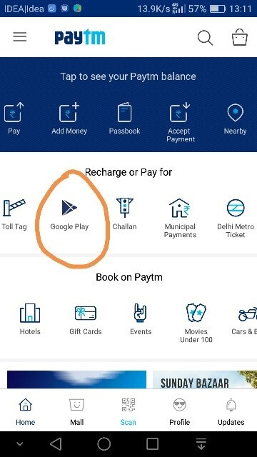 How to buy apps from Google Play without a credit card in ...