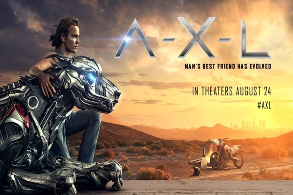 Will there be a sequel to A-X-L? - Quora