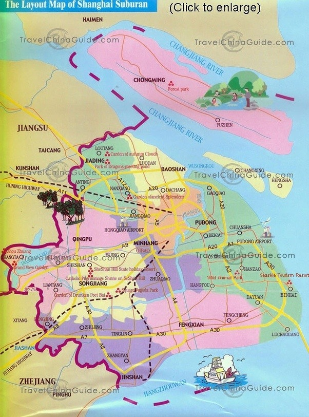 Where Is The Yangtze River In Shanghai And How Is It Important To - Chang river world map