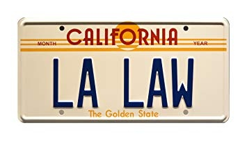 In California, is it illegal to drive without a front license plate