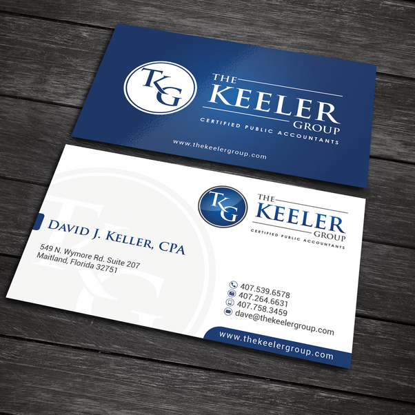 Visiting Card Designs