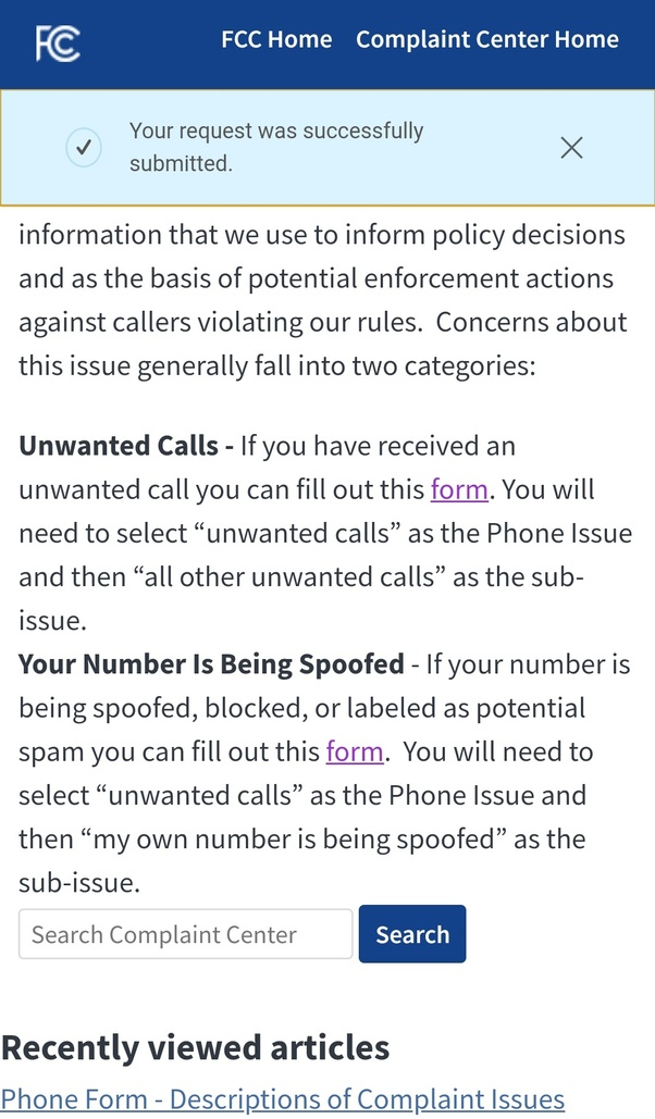 How to stop someone from using my phone number spoofing and