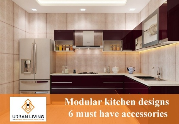 What All Are The Latest Kitchen Interior Design Ideas To Be