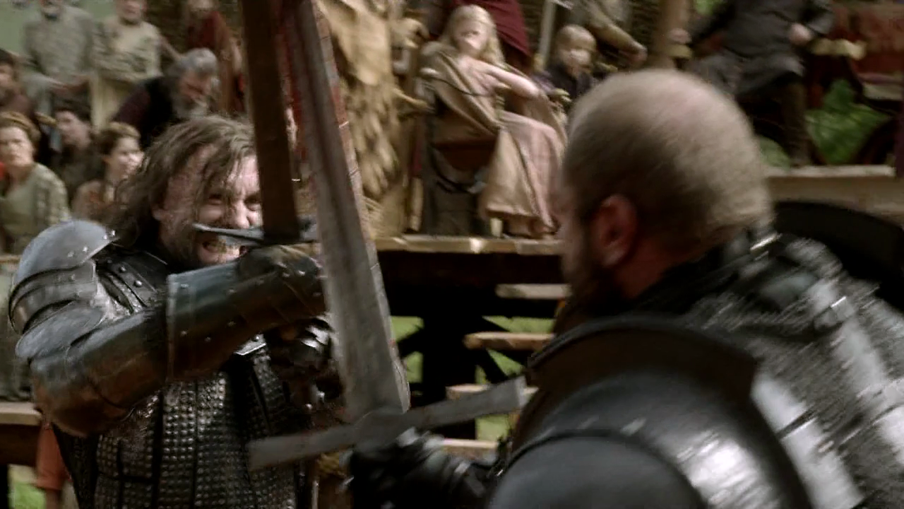 What if the Hound was Tyrion's champion instead of Oberyn? - Quora