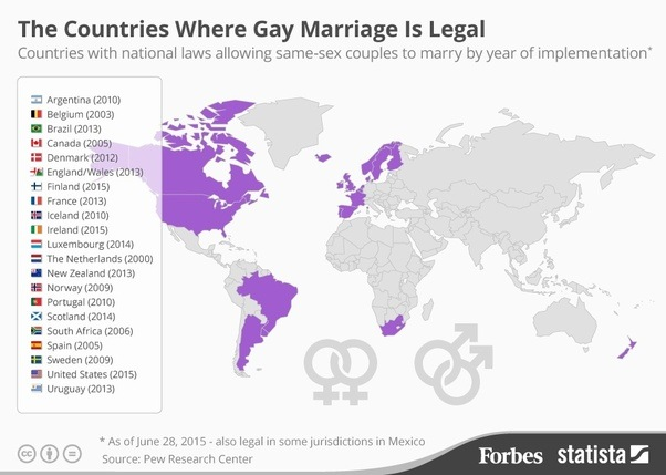 Wikipedia homosexual marriage legal states