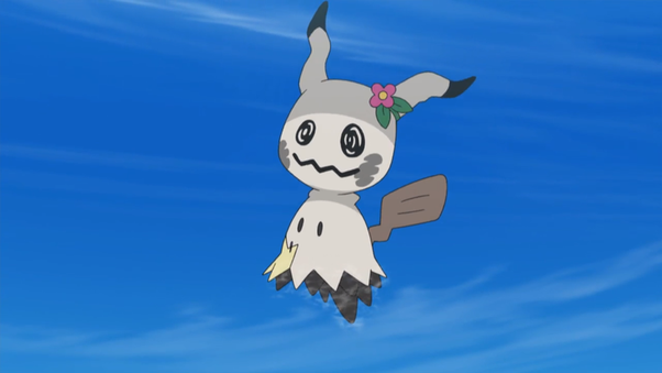 Are ghost type Pokemon just dead Pokemon? - Quora