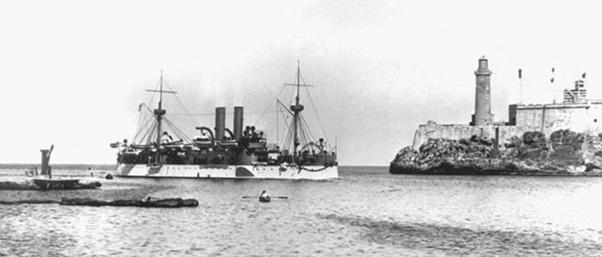 What really happened to the battleship U S S Maine? - Quora